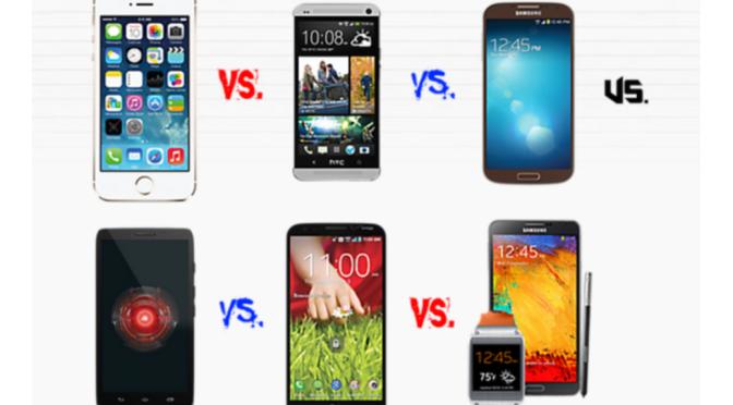 SMRTphone Showdown 2013