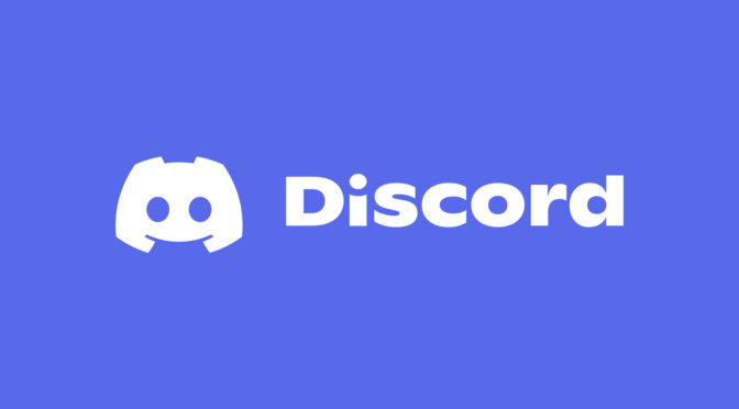 We are on Discord!